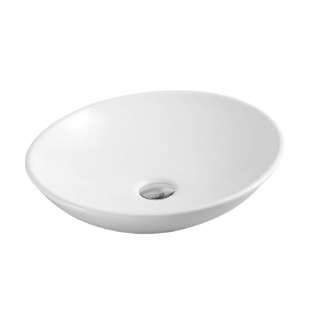 Boat Counter-Top Oval Basin (490x350)