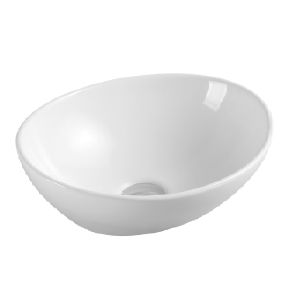 Boat Counter-Top Oval Basin (410x335)