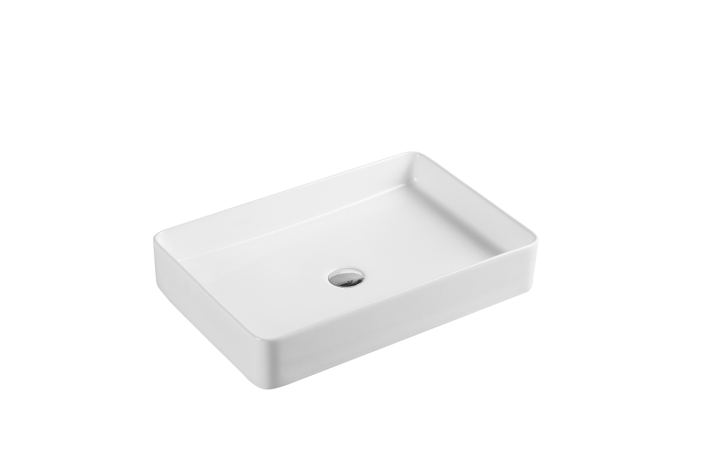 Qtro Counter-Top Rectangular Basin (600x405)