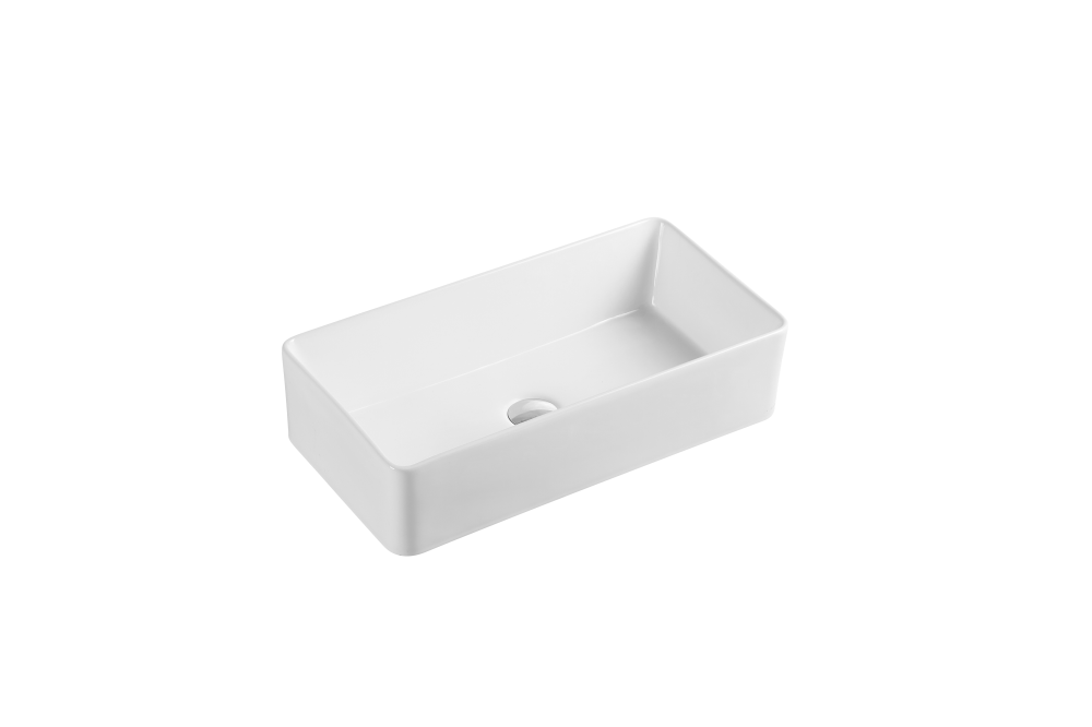 Qtro Counter-Top Rectangular Basin (580x300)