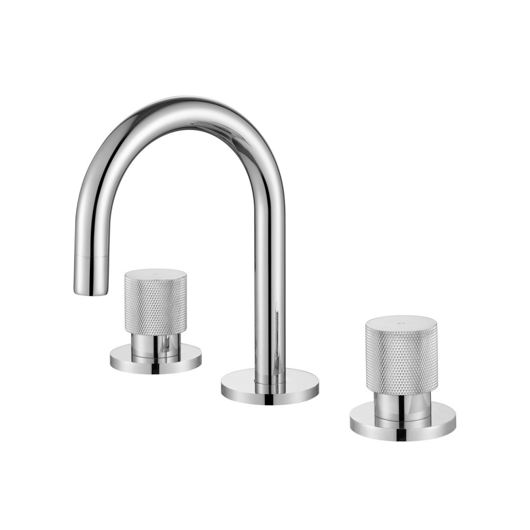 Cadence 1/4 Turn Basin Set-Chrome