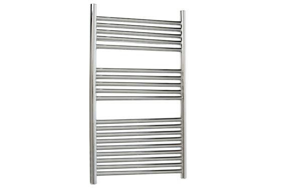 Allegra 19 Bar Heated Towel Rail- Chrome