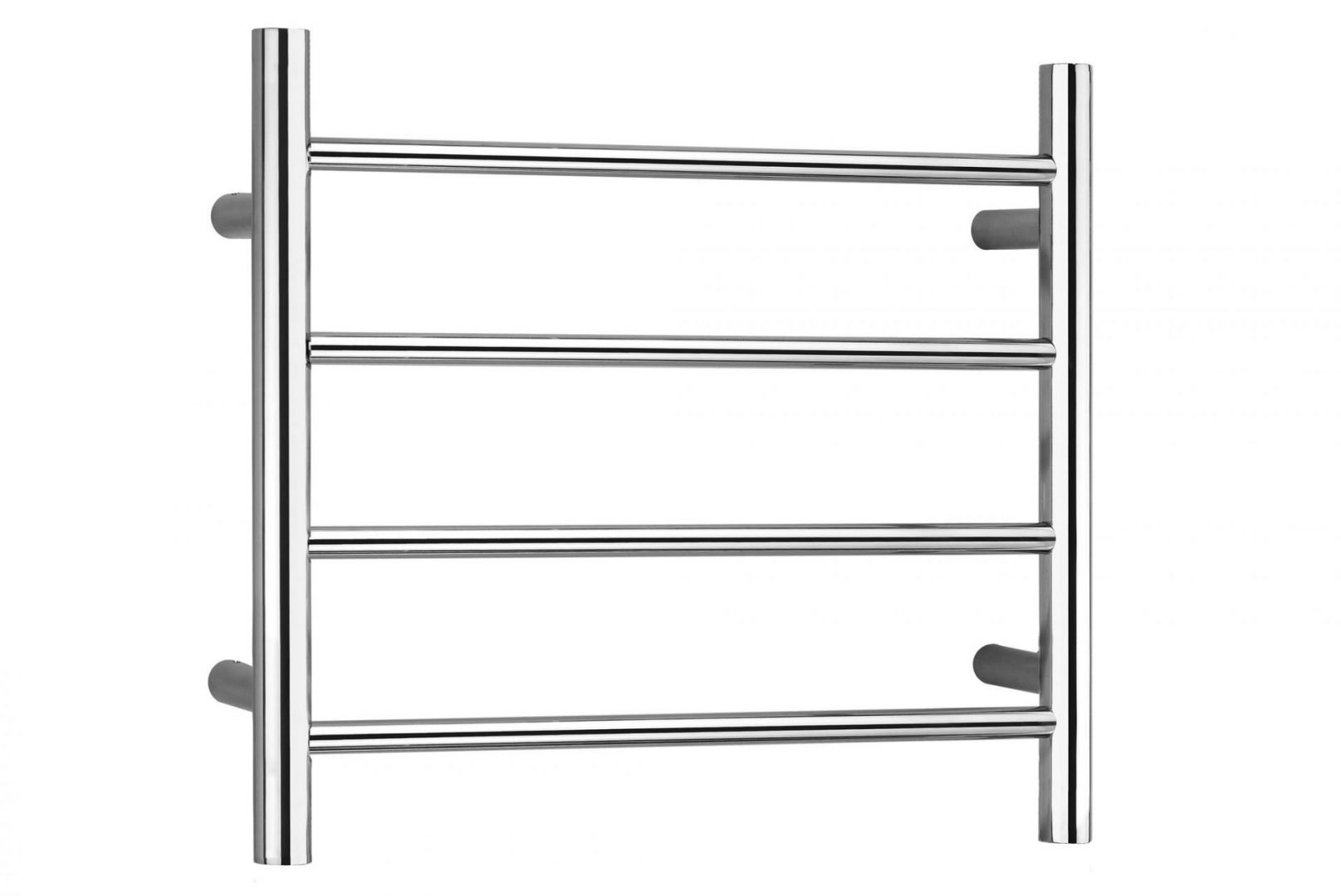 Allegra 4 Bar Heated Towel Rail- Chrome