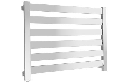 Fury 6 Bar Heated Towel Rail- Chrome