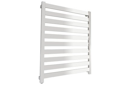 Fury 10 Bar Heated Towel Rail- Chrome