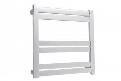 Siena 6 Bar Heated Towel Rail- Chrome