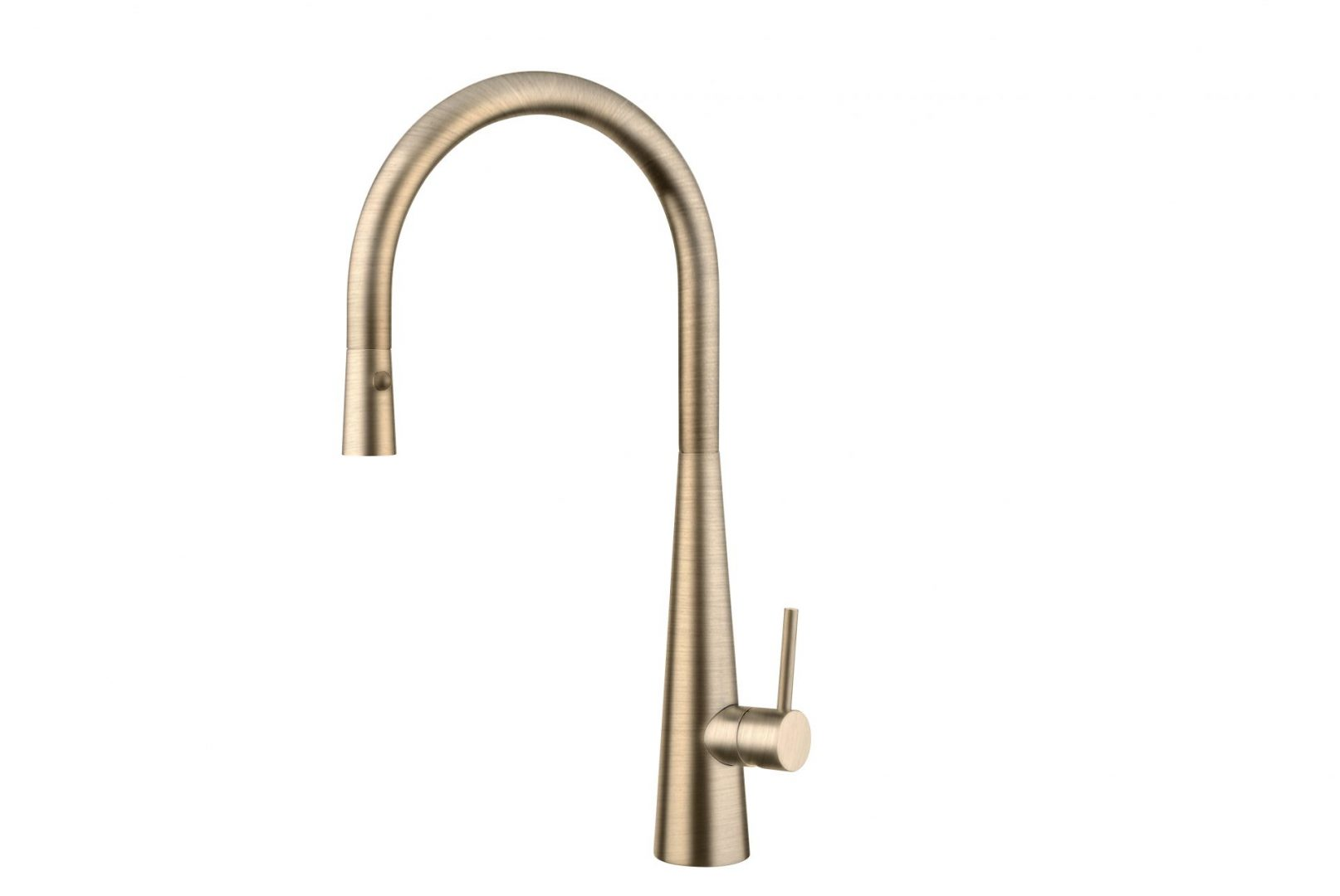Giacomo Pull Out Sink Mixer with Twin Spray- Oiled Bronze