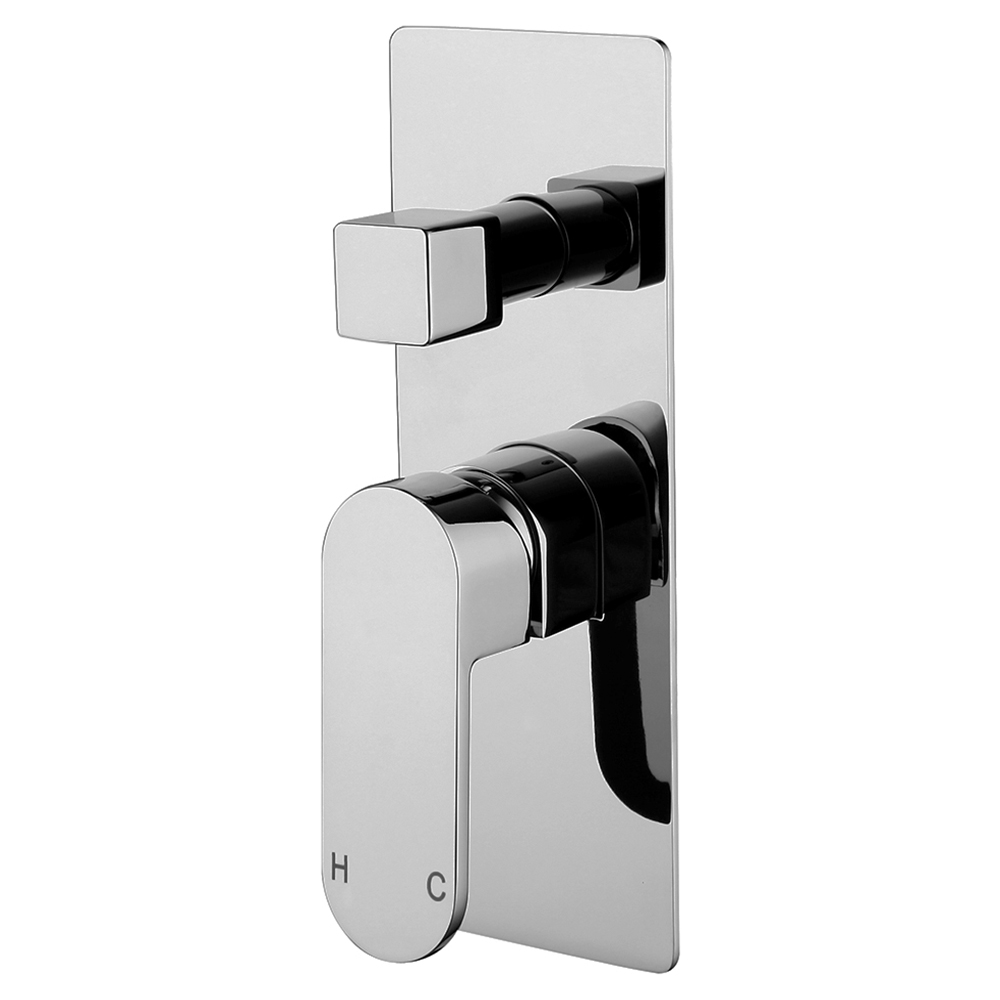 Eva Mini Shower Divertor-Chrome