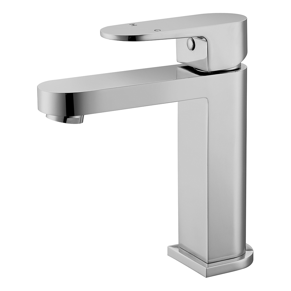 Eva Mini Basin Mixer-Chrome