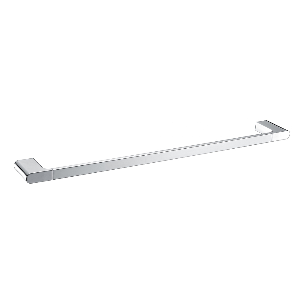 Kompakt 600 Single Towel Rail-Chrome