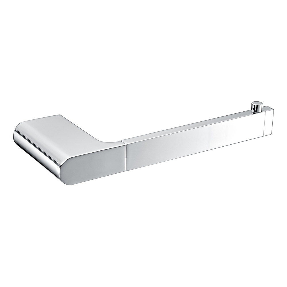 Kompakt Toilet Roll Holder-Chrome
