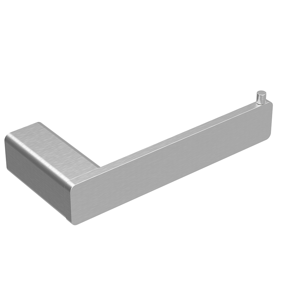 Kasten Toilet Roll Holder-Brushed Nickel