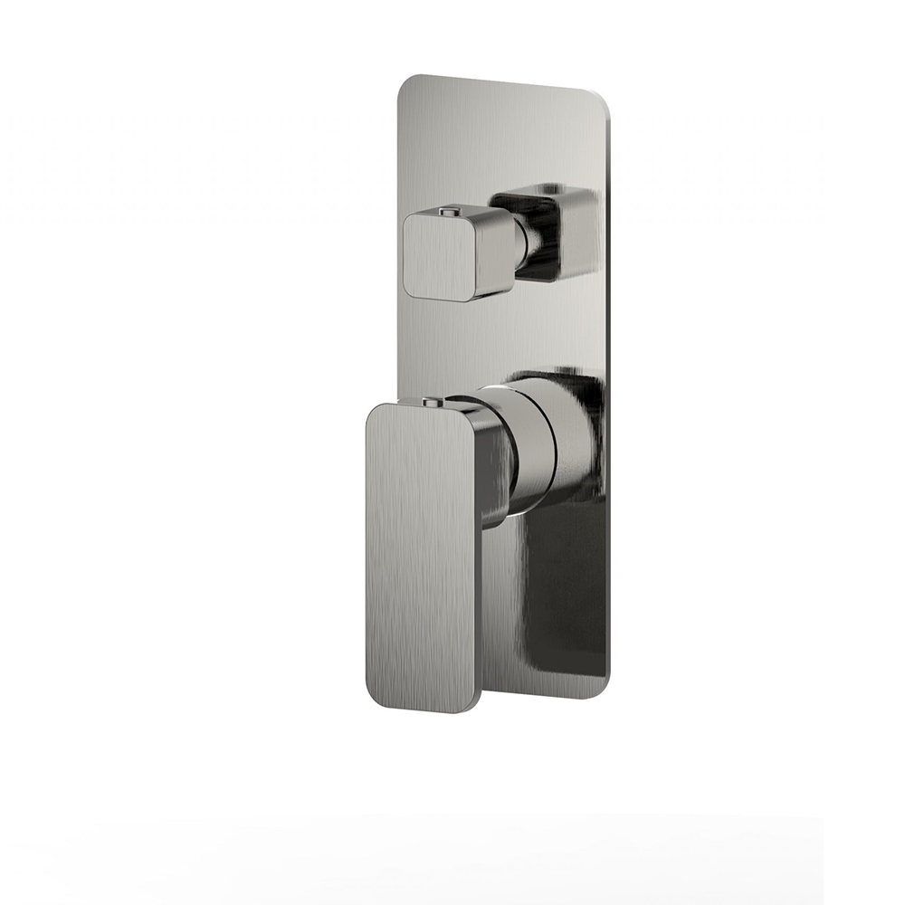Kasten Shower Diverter-Brushed Nickel