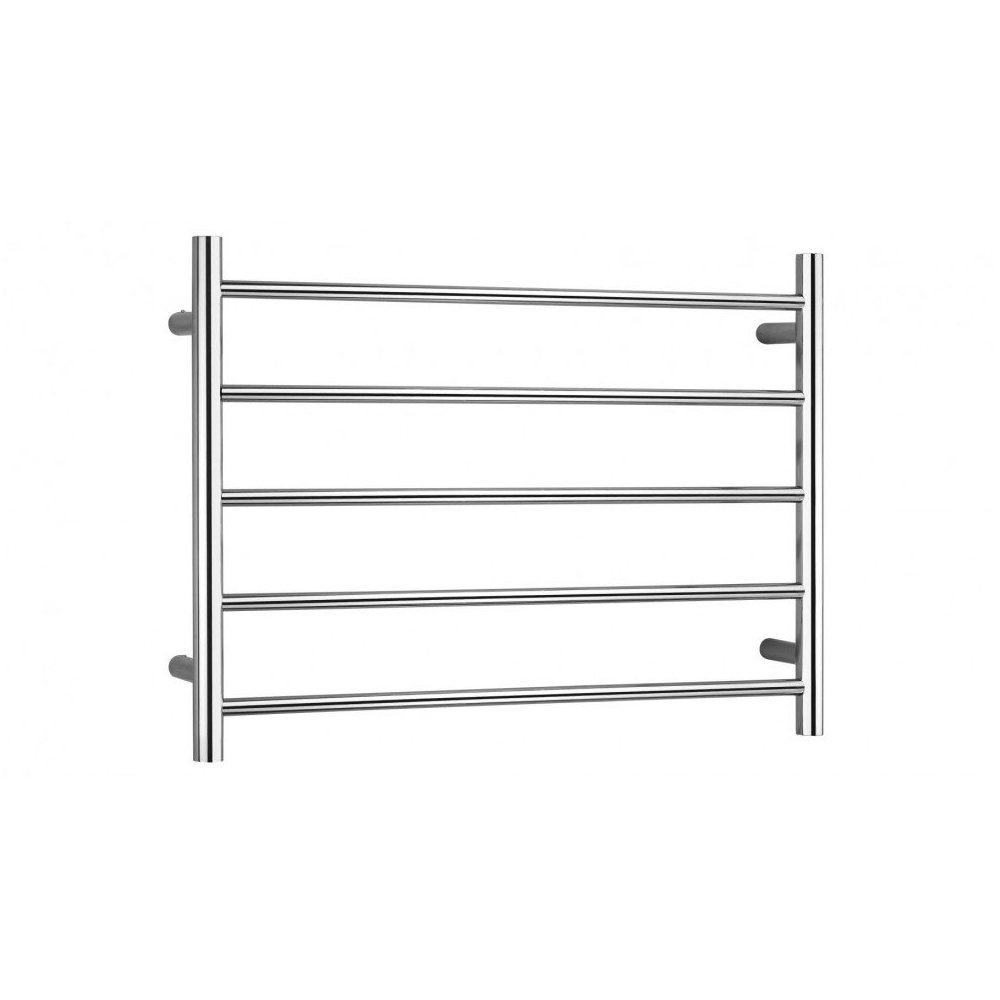 Allegra 5 Bar Heated Towel Rail- Chrome