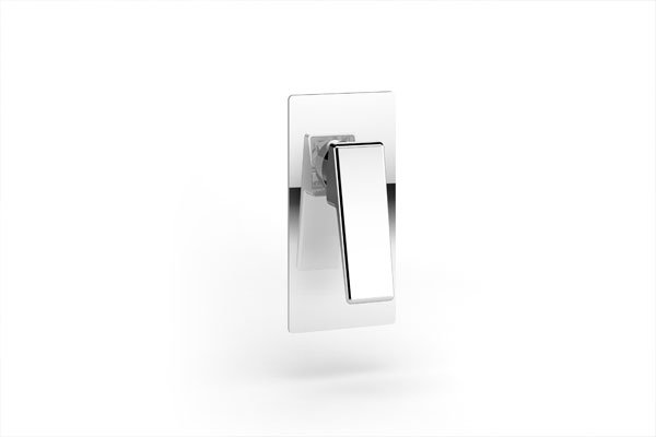 Madi Bath/Shower Mixer- Chrome