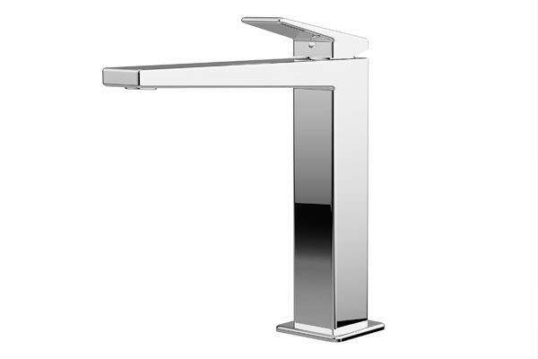 Madi Tall Basin Mixer- Chrome