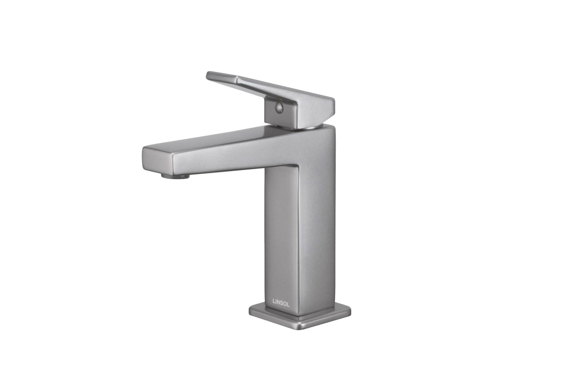 Madi Basin Mixer- Grey Wolf